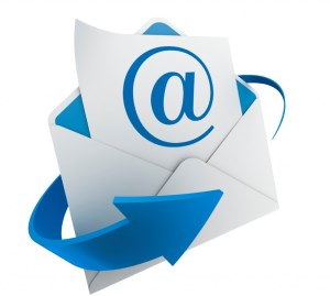 Getting the right email address