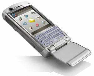 Sony Ericson P990i