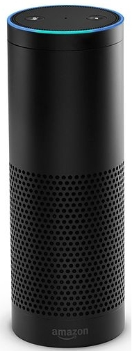 Amazon Echo with Alexa voice control