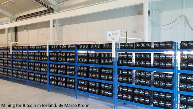 Bitcoin Mining in Iceland